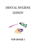 Dental Health Lesson Plan for HFLE
