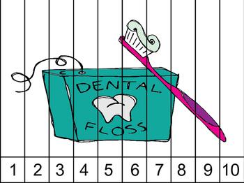 Dental/Oral Hygiene puzzles