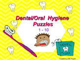 Dental/Oral Hygiene puzzles