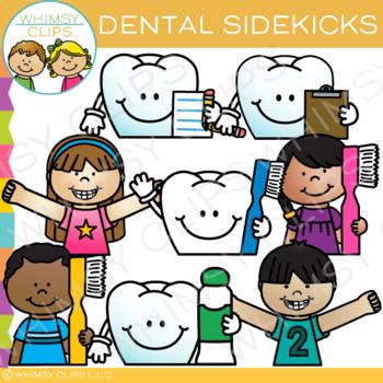 Sidekicks Dental Clip Art