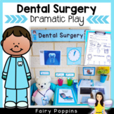 Dental Surgery Dramatic Play