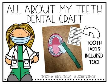 Dental Teeth Craft