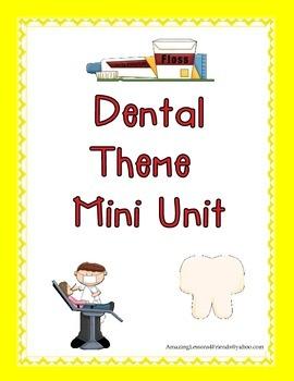 Dental Theme Mini Unit