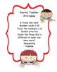 Dental Toddler Printable