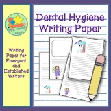 Writing Paper Dental Hygiene