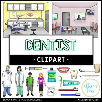 Dentist Clip Art
