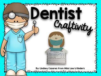 Dentist Craftivity