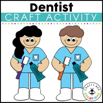 Dentist Cut and Paste