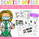 Dentist Dramatic Play