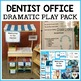 Dentist Dramatic Play Pack for Pre-K, Preschool and Tots