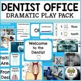 Dentist Dramatic Play Pack