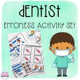 Dentist Errorless Activity Set