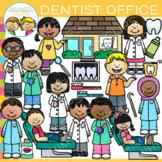 Dentist Office Clip Art { Kids Dentist Clip Art }