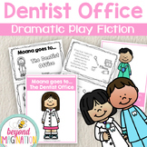 Dentist Office Dramatic Play Fictional Booklets