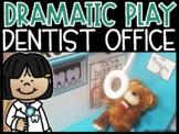 Dentist Office Dramatic Play: Signs, Labels, & Props & MUC