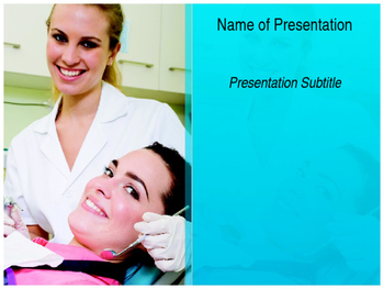 Dentist PPT Template
