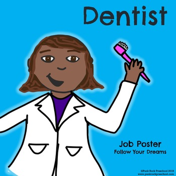 Dentist Poster - Discover Your Passions