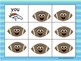 Denver Bronco Football Sight Word Game