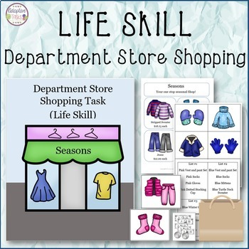 LIFE SKILL Department Store Shopping