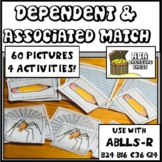 Dependent Matching & Associated Pictures  ABLLS-R B24 B16 C36 G14