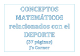 Deportes: Conceptos Matemáticos