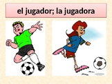 Deportes (Sports in Spanish) Power point