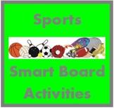 Deportes (Sports in Spanish) Smartboard activities
