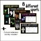 Deportes y Equipos: Online Interactive Activity