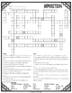 Deposition Crossword