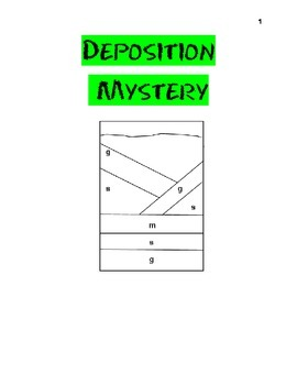Deposition  Mystery