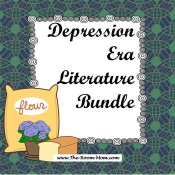 Depression Era Literature Bundle
