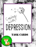 Coping with Depression Task Cards