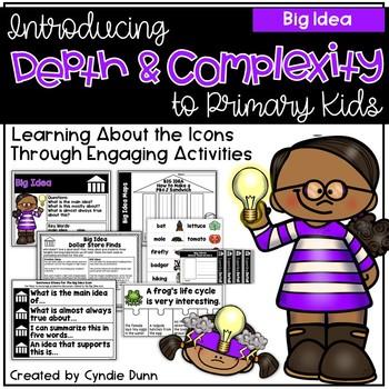Depth and Complexity: Big Idea