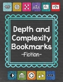 Depth and Complexity Bookmarks