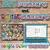 GATE Posters and Digital Stickers {Digital AND Paper}