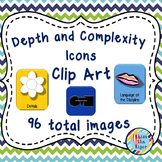 Depth and Complexity Clip Art- Personal Use Only