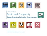 Depth and Complexity Graphic Organizers for Reading