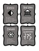 Depth and Complexity Icon Cards With Key Words