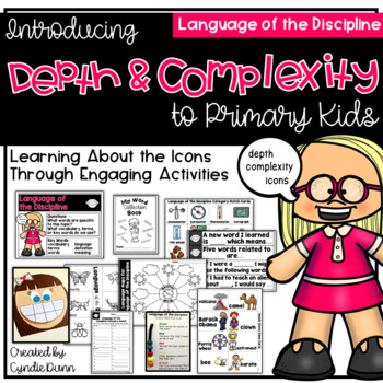 Depth and Complexity: Language of the Discipline