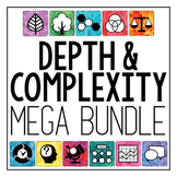 Depth and Complexity Critical Thinking Mega Bundle!