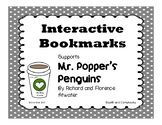 Depth and Complexity / Mr. Popper's Penguins Interactive B