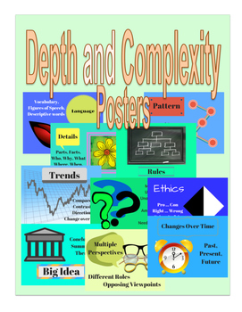Depth and Complexity Posters