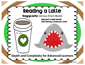 Depth and Complexity / Reading A Latte Shark Books