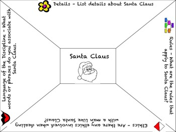 Depth and Complexity - Santa Claus