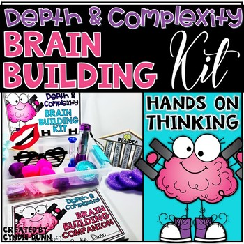 Depth and Complexity Brain Building Toolkit