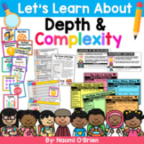 Depth and Complexity for Kids