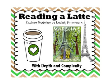 Depth and Complexity for Madeline Reading a Latte