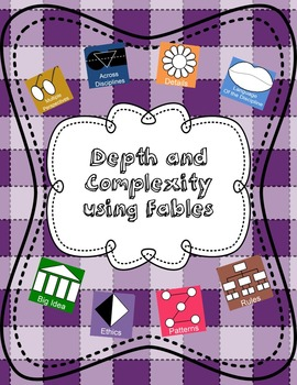 Depth and Complexity using Fables FREE!