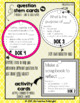Depth of Knowledge (DOK) Activity Cards, Question Stems, & FLIP Book