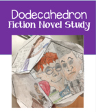 Depth of Knowledge Dodecahedron - Common Core Aligned Project to Fit Any Novel!